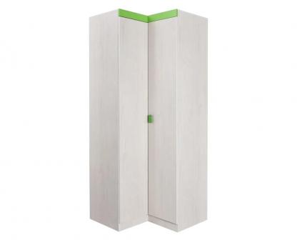 Numero-Rohová-skříň-Zelen