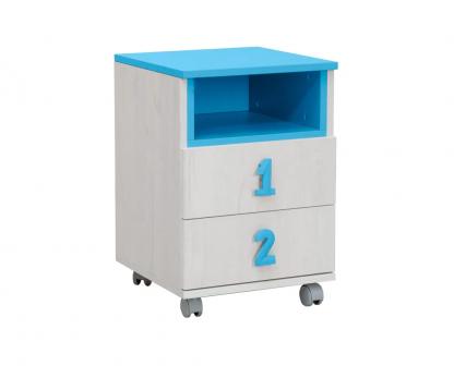 Numero-komoda-2F-Modr