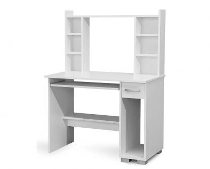 Počítačový-stůl-DIONIS-Bíl