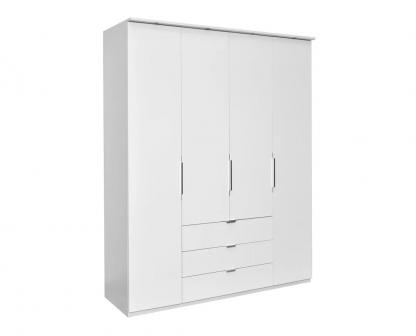 Elegance-Line-Wardrobe-180-White