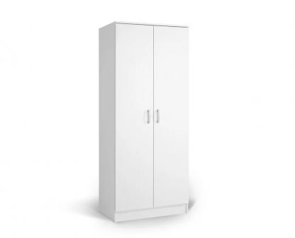 Skříň-Iva-K2-Pol-200-Bíl