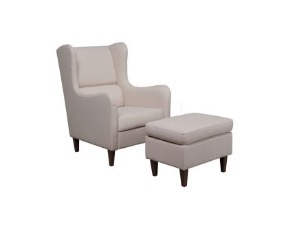 Fotelja i tabure Grazia