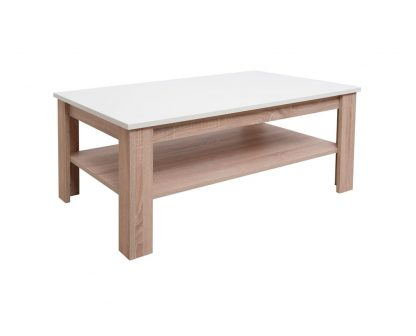 Veneto-konferenční-stolek-Dub-béžová-lesk